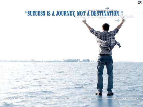 sucess-is-a-journey